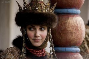 """Рамиля Эскандер В роли Марии Темрюковны,из фильма """"Царь""""."""