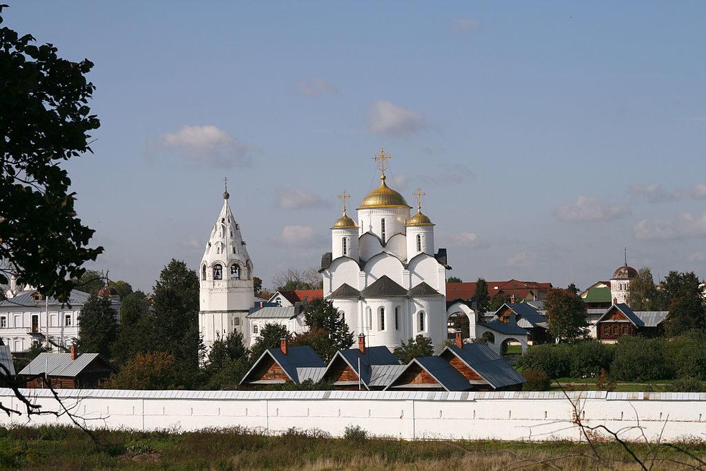 1-е место пребывания: Суздальский монастырь