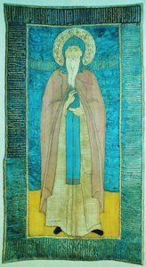 Прп. Никита, столпник Переяславский. Покров