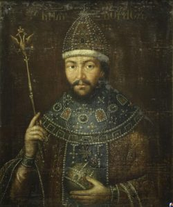 Борис Годунов. Конец XVII в.
