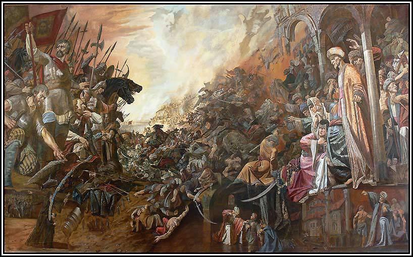 48 - Оборона Казани от войск Ивана Грозного. Апофеоз.