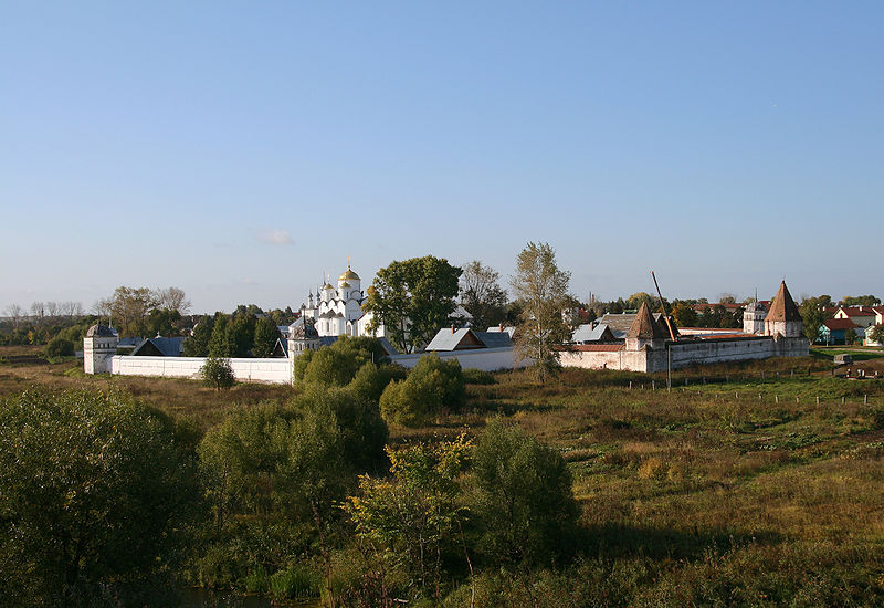 Покровский монастырь, Суздаль
