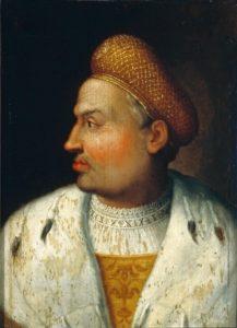 Портрет польского короля Сигизмунда I. Приписывается Гансу фон Кульмбаху. Между 1511 и 1518 годами.
