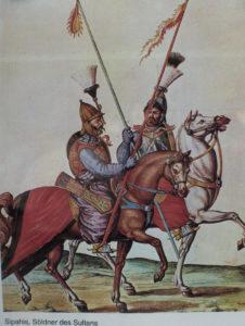Спахии (Сипахи) - конница турецкого султана