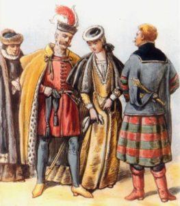 Польские дворяне 16 века